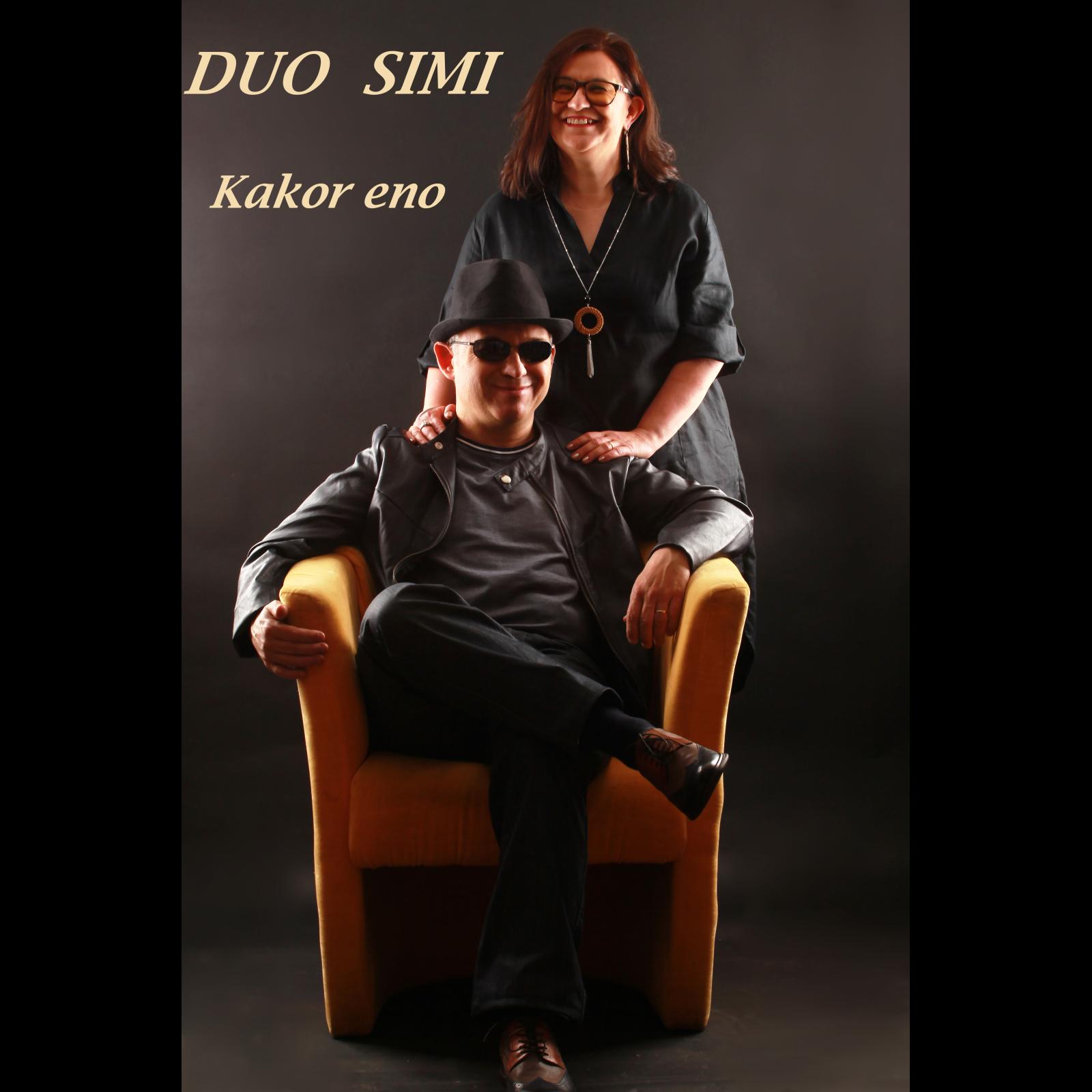 Duo Simi - Kakor eno naslovnica